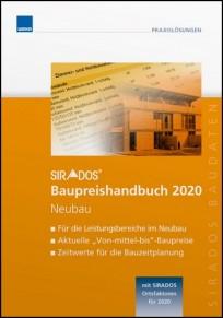 sirAdos Baupreishandbuch 2020. Neubau