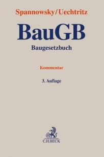 Baugesetzbuch. BauGB-Kommentar