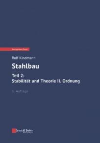 Stahlbau, Teil 2: Stabilität und Theorie II. Ordnung