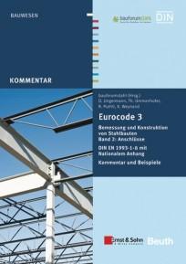 Eurocode 3. Bemessung und Konstruktion von Stahlbauten - Band 2