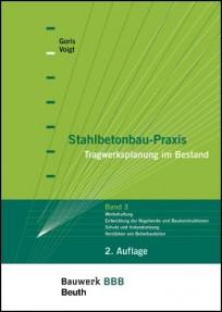 Stahlbetonbau-Praxis nach Eurocode 2, Band 3