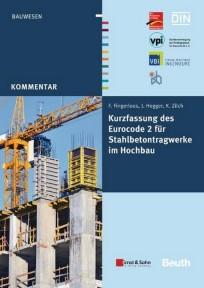 Kurzfassung des Eurocode 2 für Stahlbetontragwerke im Hochbau