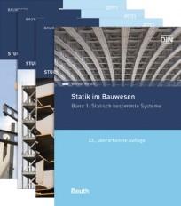 Statik im Bauwesen - 4 Bände