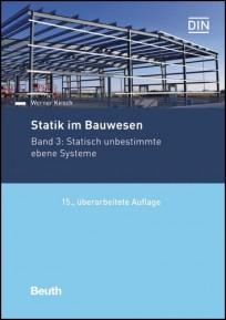 Statik im Bauwesen. Band 3