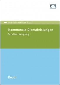 DIN-Taschenbuch 172/2. Kommunale Dienstleistungen 2