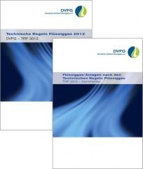 DVFG-TRF 2012 - Technische Regeln Flüssiggas + Kommentar. Buchpaket