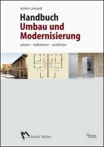 Handbuch Umbau und Modernisierung