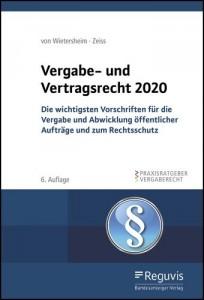 Vergabe- und Vertragsrecht 2020