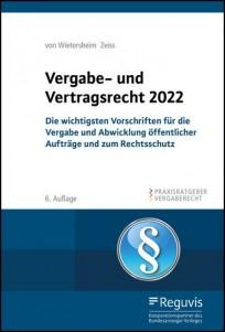 Vergabe- und Vertragsrecht 2022