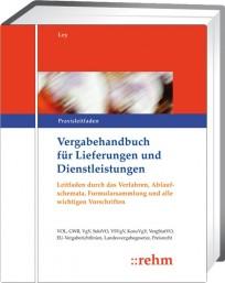 Vergabehandbuch für Lieferungen und Dienstleistungen