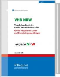 VHB NRW. Vergabehandbuch