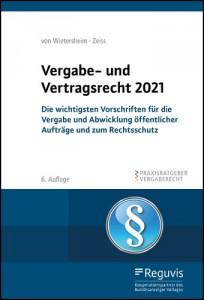 Vergabe- und Vertragsrecht 2021