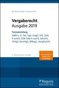 Vergaberecht Ausgabe 2019 - Textsammlung