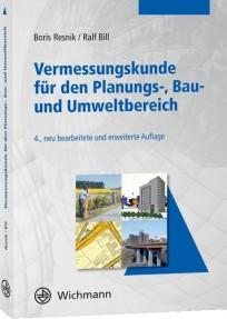 Vermessungskunde für den Planungs-, Bau- und Umweltbereich