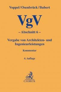 VgV - Abschnitt 6. Kommentar