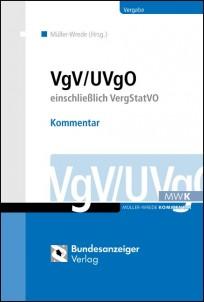 VgV / UVgO - Kommentar