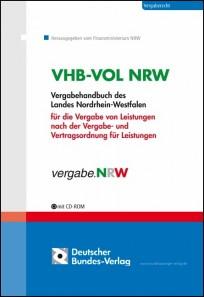 VHB - VOL NRW. Vergabehandbuch