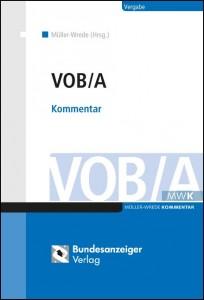 VOB/A Kommentar
