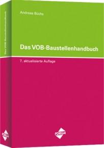 Das VOB-Baustellenhandbuch
