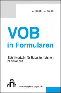 VOB in Formularen