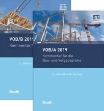 VOB/A + VOB/B 2019 Kommentar. Paket