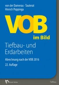 VOB im Bild 2016. Tiefbau- und Erdarbeiten