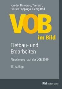 VOB im Bild 2019. Tiefbau- und Erdarbeiten