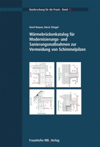 Wärmebrückenkatalog für Modernisierungs- und Sanierungsmaßnahmen zur Vermeidung von Schimmelpilzen