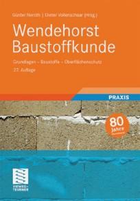 Wendehorst Baustoffkunde