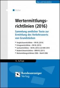 Wertermittlungsrichtlinien 2016