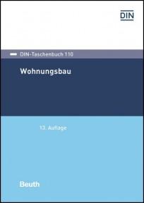 DIN-Taschenbuch 110. Wohnungsbau