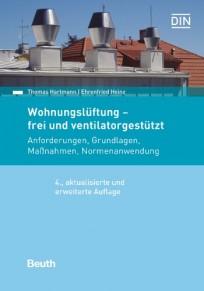 Wohnungslüftung - frei und ventilatorgestützt