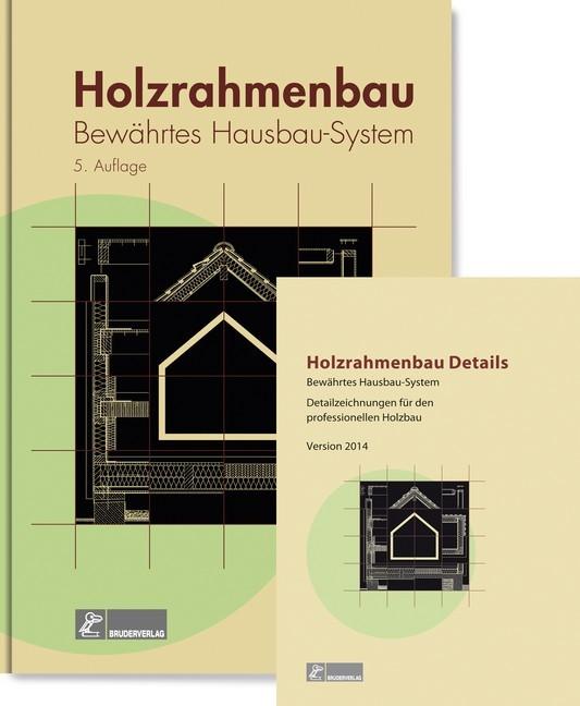 Holzrahmenbau konstruktionsdetails  Holzrahmenbau. Bewährtes Hausbau-System, Buch+CD-ROM - Bund ...