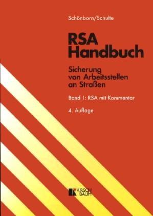 rsa handbuch band 1 rsa mit kommentar sch nborn. Black Bedroom Furniture Sets. Home Design Ideas