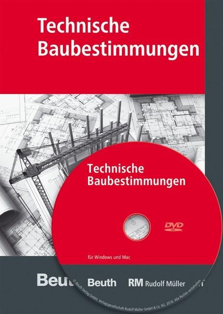 a89219a1fd774 Technische Baubestimmungen auf DVD - Gottsch   Hasenjäger