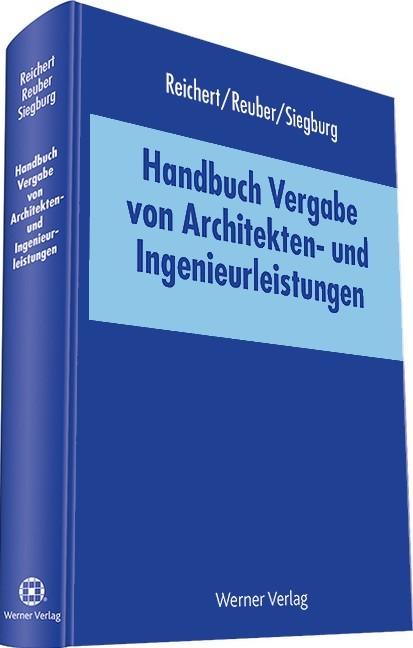 handbuch vergabe von architekten und ingenieurleistungen. Black Bedroom Furniture Sets. Home Design Ideas