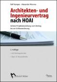 Architekten- und Ingenieurvertrag nach HOAI