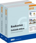 BKI Baukosten 2018 Altbau - Gesamtpaket