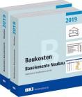 BKI Baukosten Gebäude + Bauelemente Neubau 2019 - Kombi