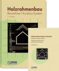 Holzrahmenbau. Bewährtes Hausbau-System, Buch+CD-ROM