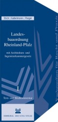 Landesbauordnung Rheinland-Pfalz (LBauO) Kommentar