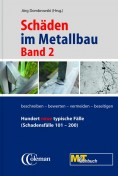 Schäden im Metallbau. Band 2