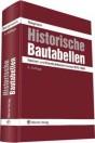 Historische Bautabellen, Normen und Konstruktionshinweise 1870-1960