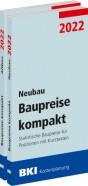 BKI Baupreise kompakt 2022 - Gesamtpaket: Neubau + Altbau