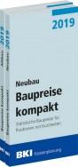 BKI Baupreise kompakt 2019 - Gesamtpaket: Neubau + Altbau