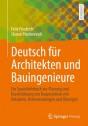 Deutsch für Architekten und Bauingenieure