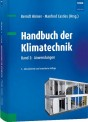 Handbuch der Klimatechnik. Band 2: Anwendungen