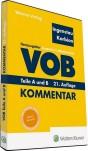 VOB Teile A und B, Kommentar auf DVD