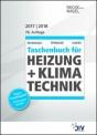 Recknagel Taschenbuch für Heizung + Klimatechnik 2017/2018. Buchausgabe