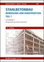 Stahlbetonbau, Bemessung und Konstruktion 1